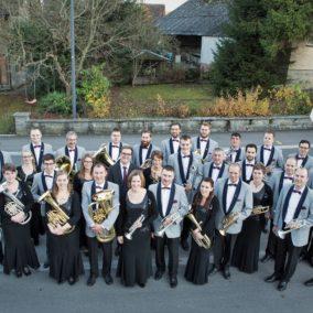 BrassBand1 284x284 - Brass Band Rickenbach