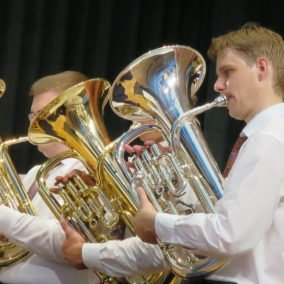 Brassband 284x284 - Brass Band Harmonie Rickenbach