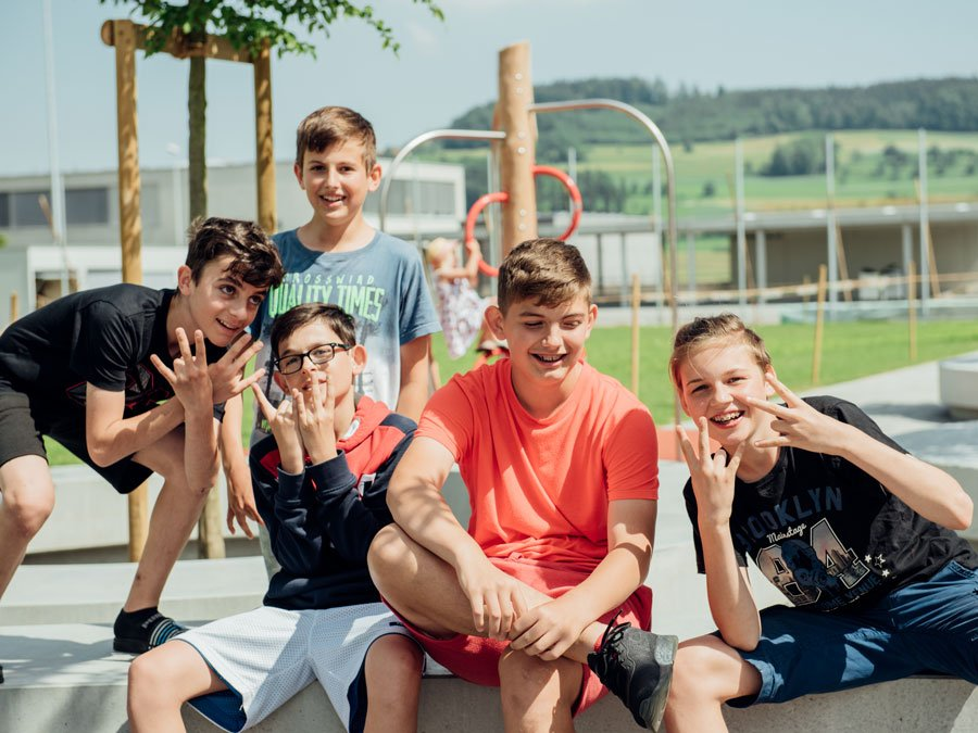 Sekundarschule Rickenbach5 - Portrait