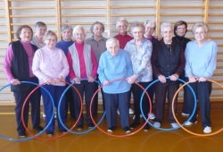 Seniorenturngruppe - Seniorenturngruppe