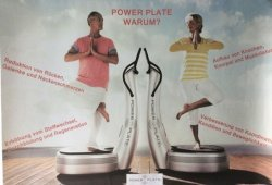 pilates - Power Plate Instruktorin Yvonne Küng