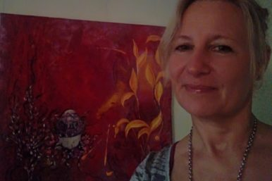 """18.08.20. Foto Elvira Schmed 386x257 - Herbstausstellung mit Elvira Schmed """"Einblicke"""""""