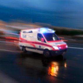 rettungsdienst 144 notruf ambulanz blaulicht 284x284 - Sanität