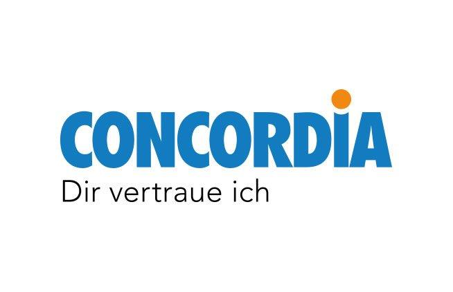Logo CONCORDIA - Geschäftsstelle Andrea Oehen