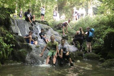 Stufentag7ab 08.18 02 386x257 - Stufentag der neuen Sekundar-Schülerinnen und -Schüler Aug.2018