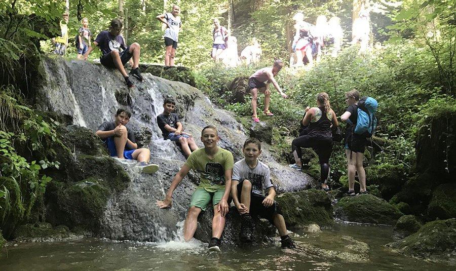 Stufentag7ab 08.18 02 900x535 - Stufentag der neuen Sekundar-Schülerinnen und -Schüler Aug.2018