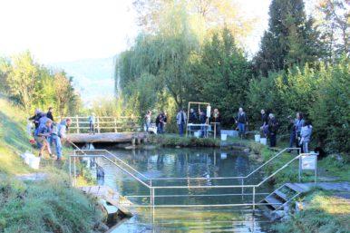 IMG 0538 386x257 - Ausfischen am Mühleweiher