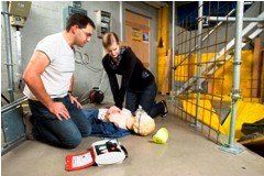 BLS AED - Reanimation Grundkurs