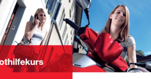Nothilfekurs 527x276 - Erste-Hilfe-Kurs für Führerausweiserwerbende