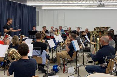 IMG 0841 386x257 - Ein Genuss fürs Ohr - Brass Band Rickenbach
