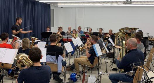 IMG 0841 527x286 - Ein Genuss fürs Ohr - Brass Band Rickenbach