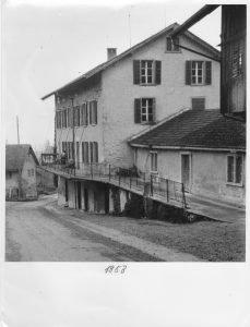 Mühle Pfeffikon 1953IMG 0004 229x300 - Geschichte