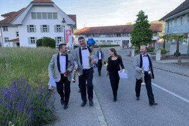 IMG 0949 386x257 - Erfolgreiche Brass Band's in Altishofen