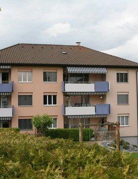 Flo 3 - Grosszügige 5.5 Zimmerwohnung am Florentiniweg 1