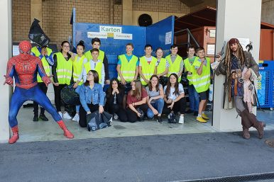 20190913 Clean up day 04 386x257 - Clean-Up-Day in Rickenbach
