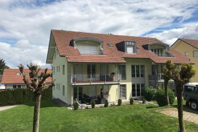 IMG 0589 386x257 - 4 1/2 Zimmer-Wohnung im Dachgeschoss zu vermieten - Sonnhaldeweg 3